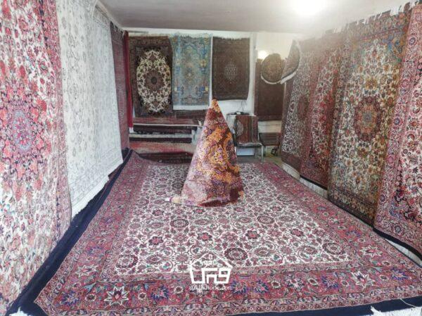 فرش دست باف 5
